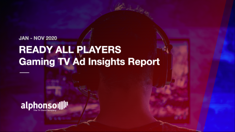 Gaming TV Ad Insights Report
